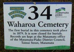 Waharoa Cemetery