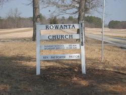 Rowanty Methodist Church Cemetery