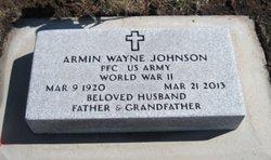 Armin Wayne Johnson