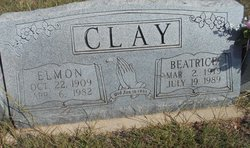 Elmon Clay