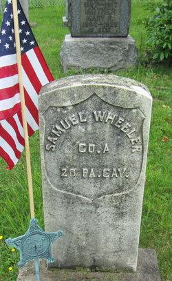 Samuel Wheeler