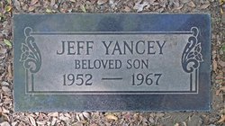 Jeffrey Alan Yancey