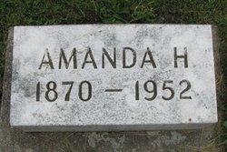 Amanda H. <i>White</i> Miller