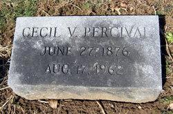 Cecil V. Percival