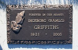 Ingeborg <i>Ramlo</i> Griffiths
