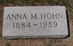 Anna Marie <i>Roker</i> Hohn