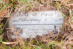 John Gerald Baus