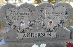 Gerald Warren Anderson