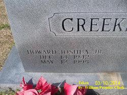 Howard Joshua Creekmore, Jr