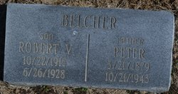Robert V Belcher