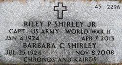 Barbara C <i>Gregg</i> Shirley