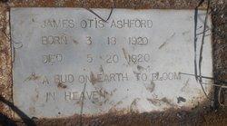 James Otis Ashford