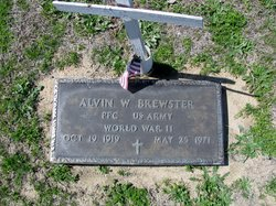 Alvin Wallace Brewster