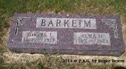 Alma Henrietta <i>Brown</i> Barkeim
