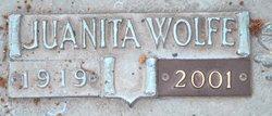 Juanita Lola <i>Wolfe</i> Durst