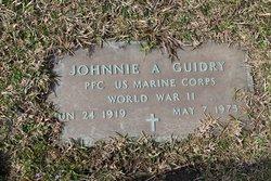 Johnnie Abe Guidry