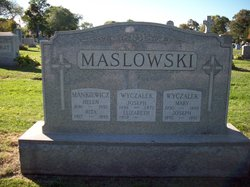 Elizabeth <i>Maslowski</i> Wyczalek