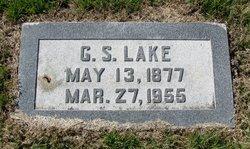 G. S. Lake