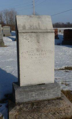 Marcus H. Barnes