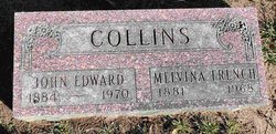 Melvina <i>French</i> Collins