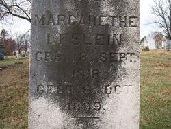 Margaret <i>Hoffmann</i> Loeslein