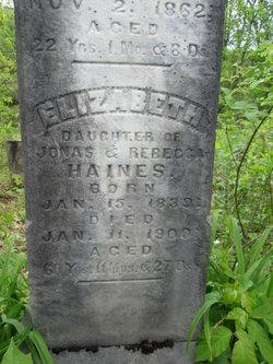 Elizabeth Haines
