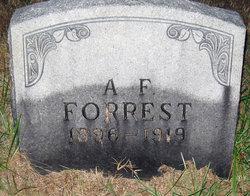 Arvil FLoyd Forrest