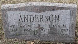 Edna M. <i>Firestone</i> Anderson