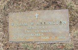 William Woodrow Addington