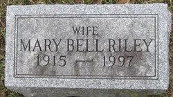 Mary Bell <i>Hileman</i> Riley
