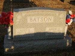 Abner Alexander Alec Batson