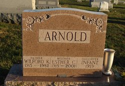 Wilford Kenneth Arnold, Sr