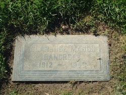 Clarence Mason Bancroft