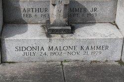 Sidonia <i>Malone</i> Kammer