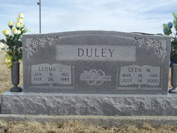 Glen Milton Duley