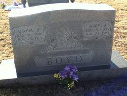 Mary Jane <i>Pendleton</i> Boyd