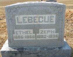 Ethel <i>Malan</i> Lebegue