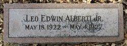 Leo Edwin Alberti, Jr