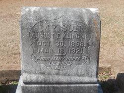 August F. Kling, Jr