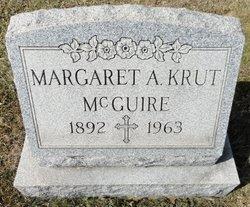 Margaret A. <i>Krut</i> McGuire