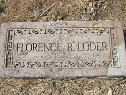 Florence R Loder
