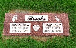 Linda Lou <i>(Vansandt) Sanders</i> Brooks