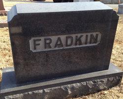 Anna <i>Franklin</i> Fradkin