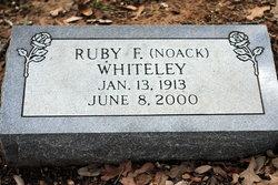 Ruby <i>Noack</i> Whiteley