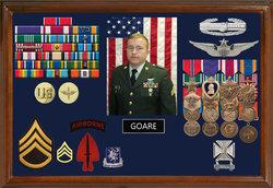 Sgt Shamus Otto Goare