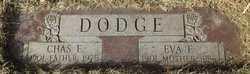 Eva F. <i>Noel</i> Dodge