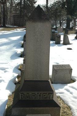 Bertha May Bertie Barnet