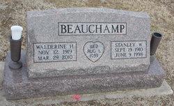Stanley Wendell Dutch Beauchamp
