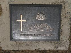 John Frederick Ballinger
