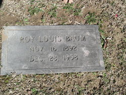 Roy Louis Baum